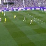 Real Valladolid 0-1 Villarreal - Gerard Moreno 68'
