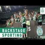 Backstage Sporting - A look at the day when Sporting Clube de Portugal were champions again after 19 years. A very nicely put together montage with lots of slow motion (Zack Snyder style lol)