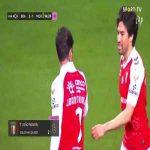 Braga [2]-1 Moreirense - Joao Novais penalty 90'+5'