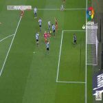 Espanyol 0-2 Cartagena - Ruben Castro penalty 52'