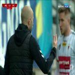 Miedź Legnica 2-[3] GKS Tychy - Dani Pinillos OG 86' (Polish I liga)