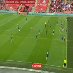 VAR lines of Chillwell disallowed goal 89'