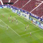 Atletico Madrid [2] - 1 Osasuna | Luis Suarez 88'