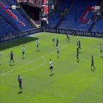 Crystal Palace [3]-2 Aston Villa - Tyrick Mitchell 84'