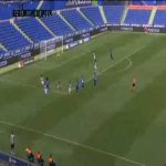 Getafe 1-0 Levante - Carles Alena 13'
