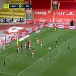 Monaco 2-[1] Rennes - Benjamin Bourigeaud 68'