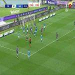 Ribery Dribbling vs Napoli