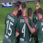 Śląsk Wrocław 1-0 Stal Mielec - Krzysztof Mączyński 7' great goal (Polish Ekstraklasa)