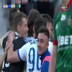 Śląsk Wrocław 1-[1] Stal Mielec - Maciej Jankowski 90+3' (Polish Ekstraklasa)