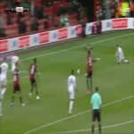 Bournemouth 0-0 Brentford - Raya save + Toney clearance 41'