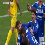 Real Oviedo 1-0 Malaga - Lucas Ahijado Quintana great strike 61'