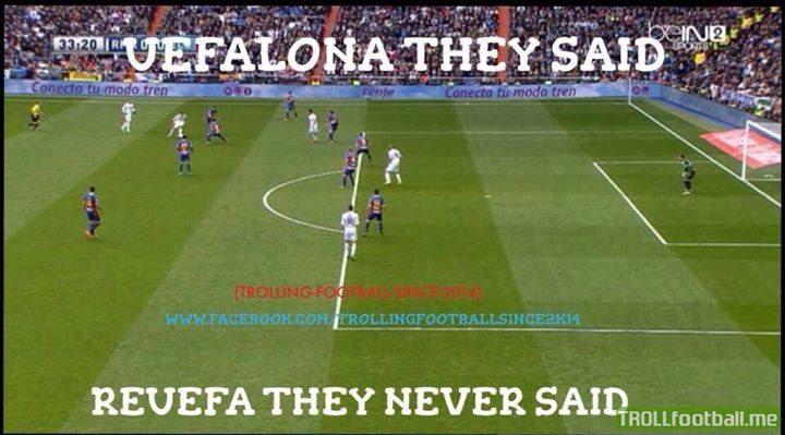 UefaLona or UefaMadrid
