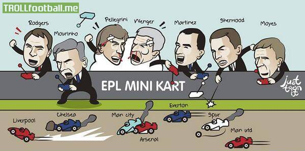 Just toon it cartoon : EPL Mini Kart