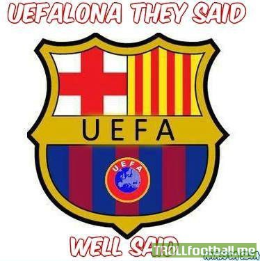 Uefalona they said, well said