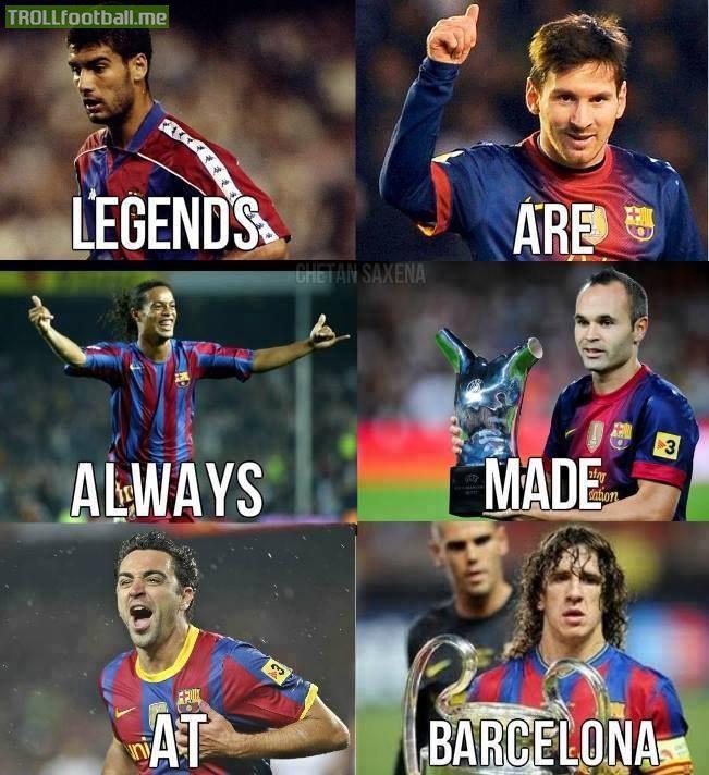 barcelona legenden