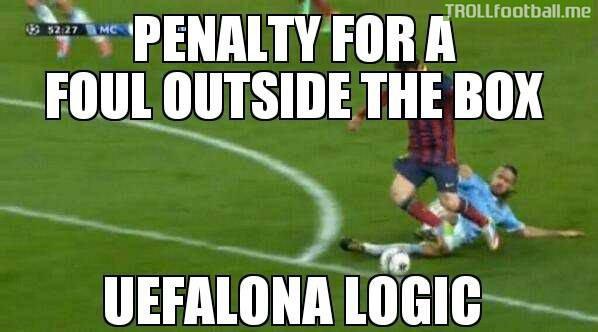 UEFALONA Logic