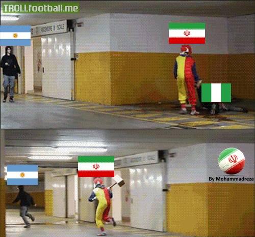Iran... :D