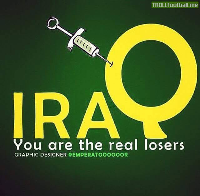 Iraq... The real loosers...