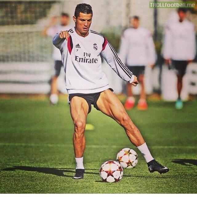 Football Leg Day