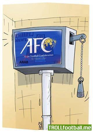 AFC right now !