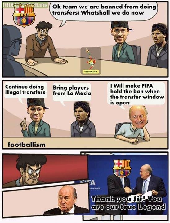 FIFALONA, UEFALONA