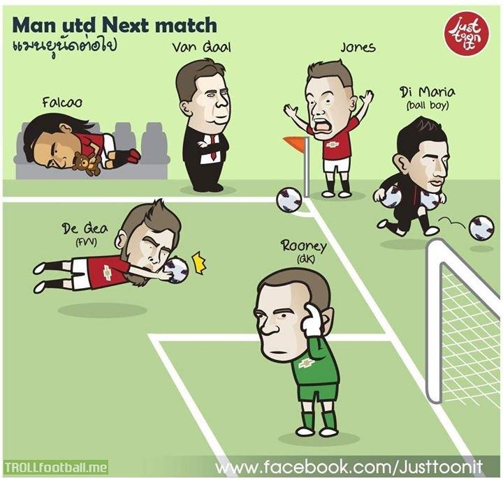 Manchester United Next Match