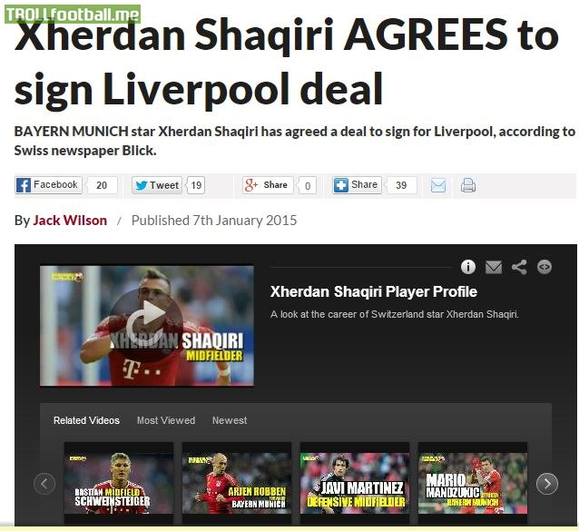 Now that is literally AMAZING FOR LIVERPOOL F.C. #YNWA