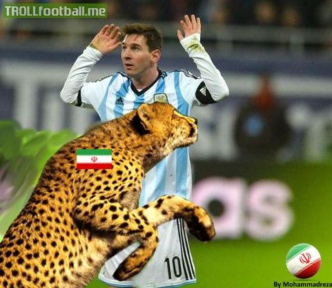Iranian Panther
