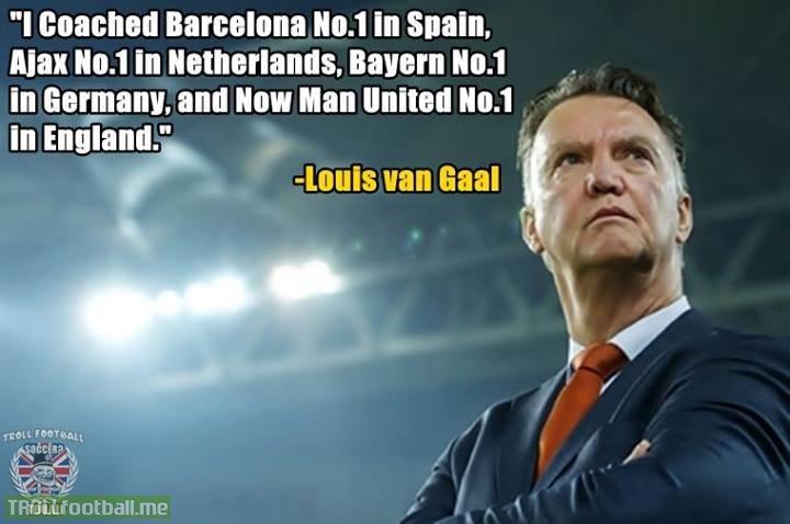 Van Gaal on Coaching Manchester United