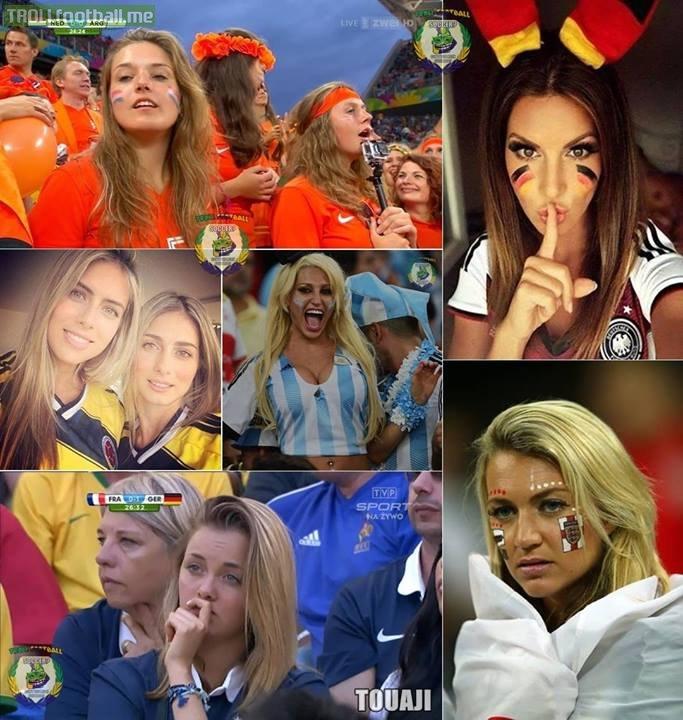World Cup memories